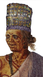 Powhatan Chief Opechancanough