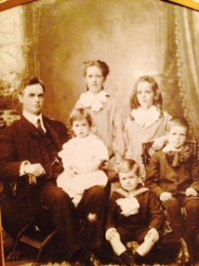 Family of Dr. John Harland Paul
