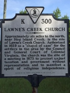 Lawnes Creek Parish